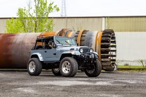 Jeep CJ Custom Packages