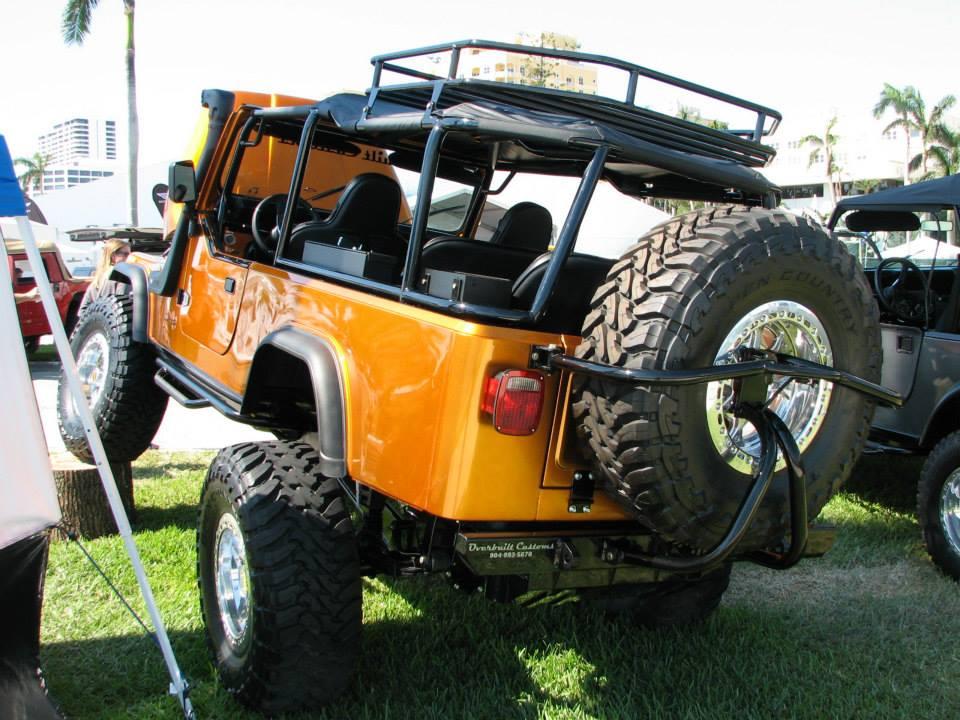 Overbuilt Customs Jeep