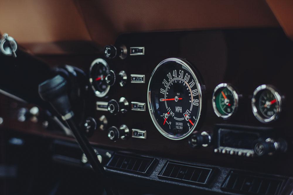 Overbuilt Customs Jeep console