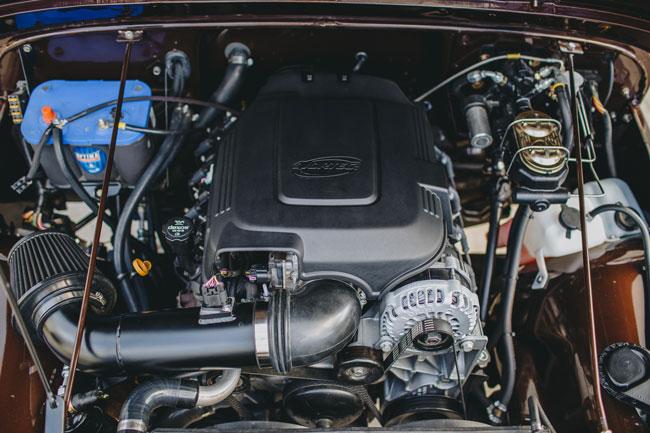 Jeep CJ7 Engine