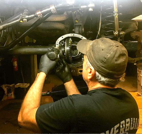 Overbuilt Customs Technician