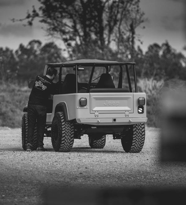 Jeep CJ Custom Packages   Overbuilt Customs