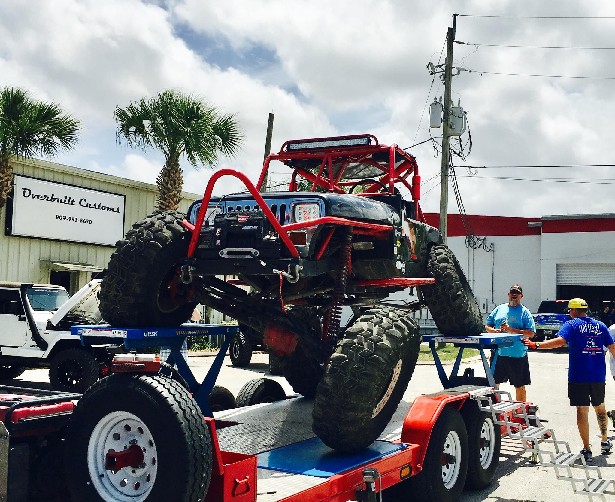 Overbuilt Customs is now an authorized dealer for ARB products