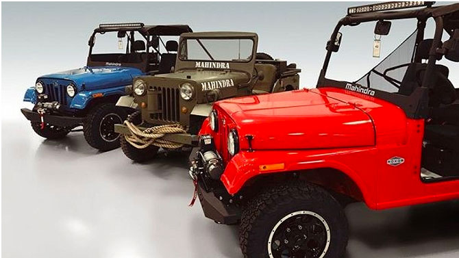 Is the Roxor a Jeep Clone?